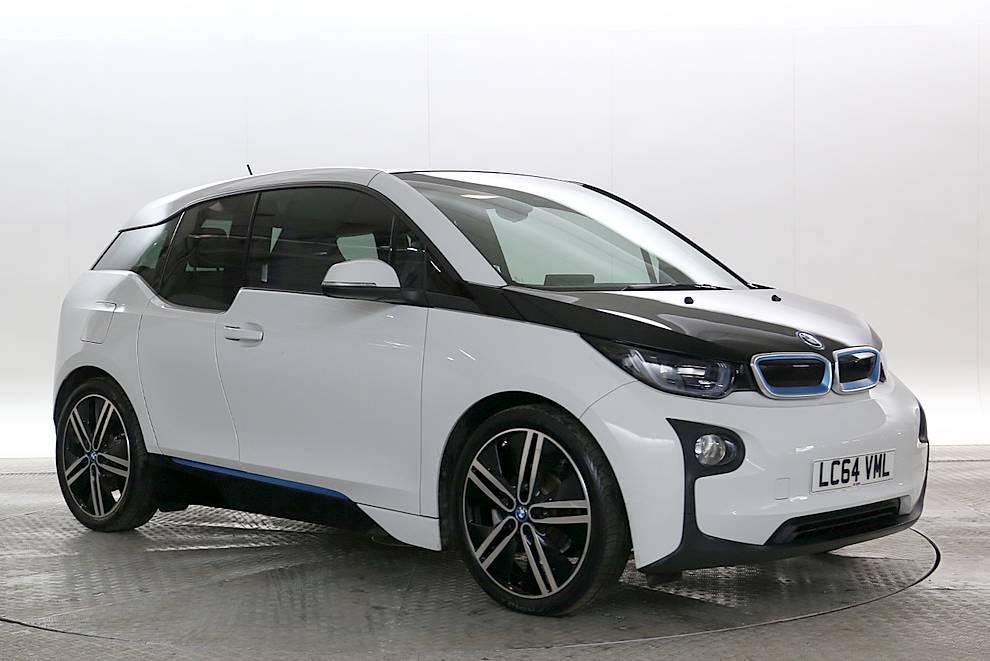 BMW I3 - Cargiant