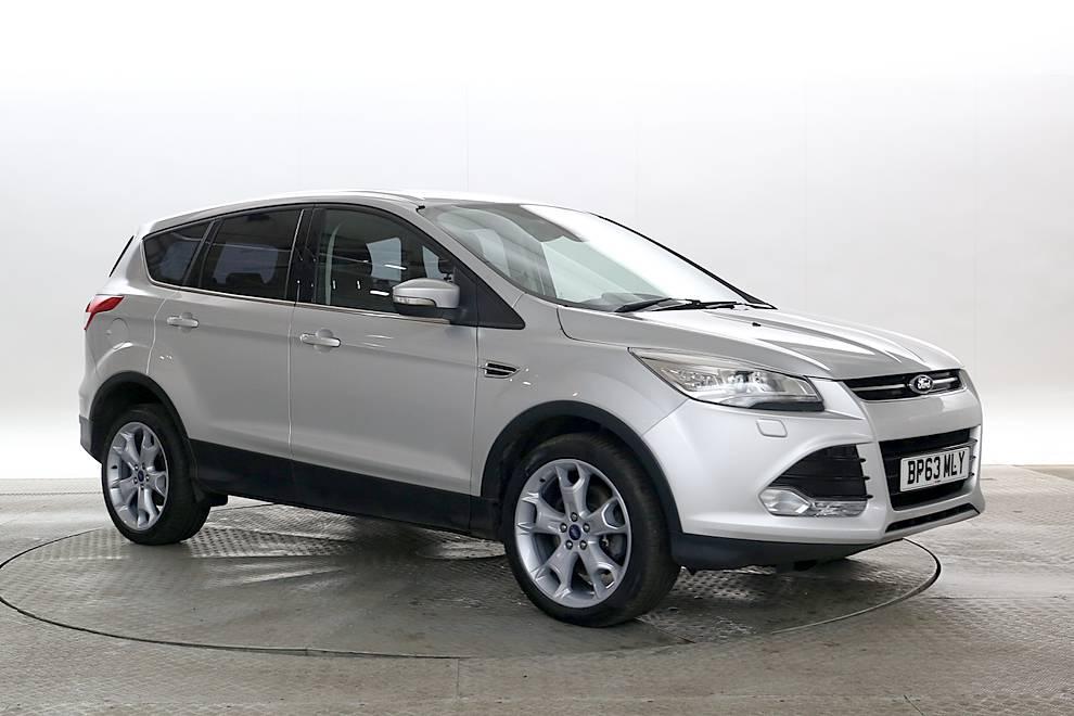 Ford Kuga - Cargiant