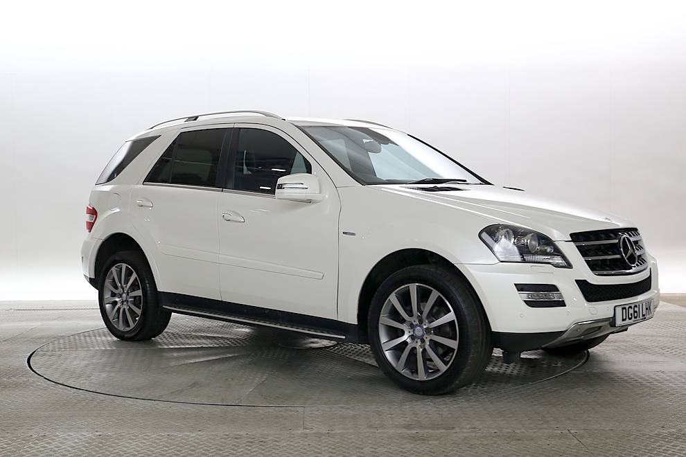 Mercedes ML350 - Cargiant