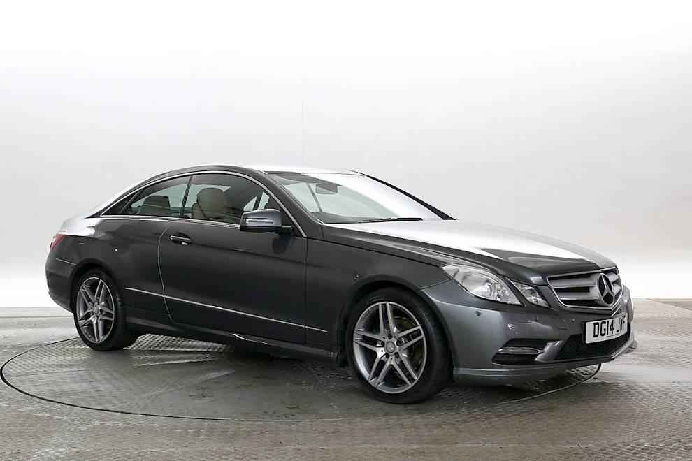Mercedes E250 - Cargiant