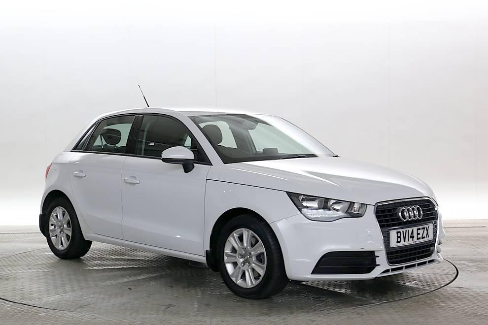Audi A1 - Cargiant