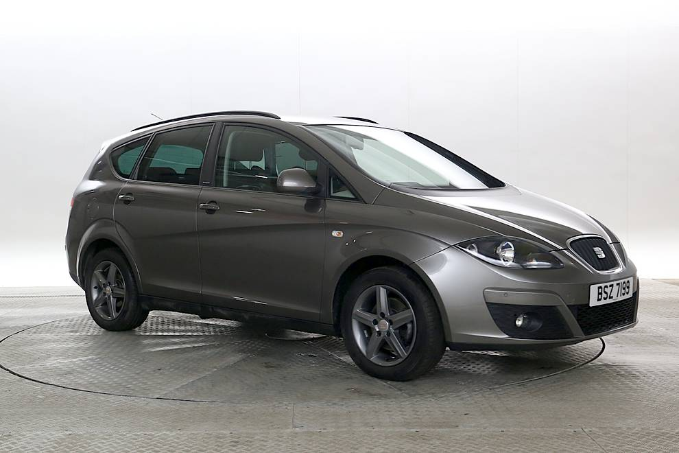Seat Altea XL - Cargiant