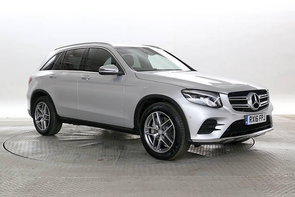 Mercedes GLC - Cargiant