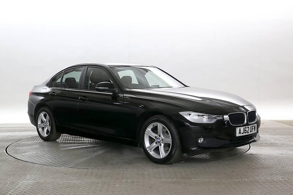 BMW 316i - Cargiant