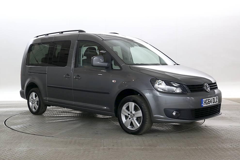 Volkswagen Caddy - Cargiant