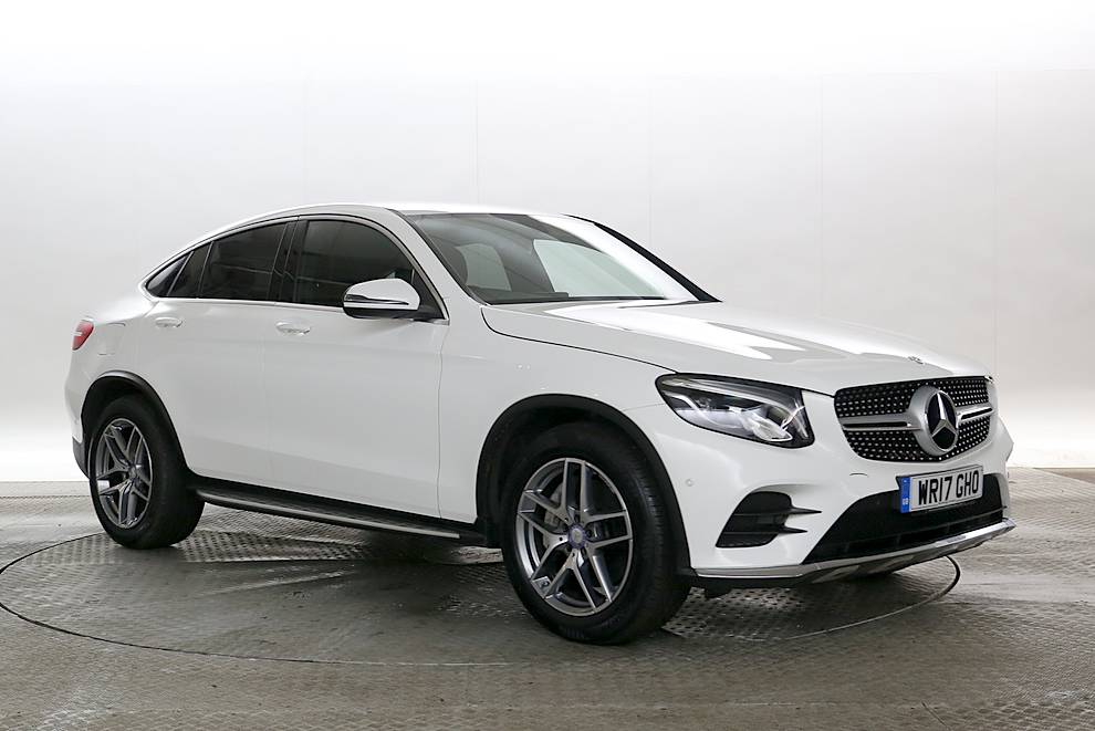 Mercedes GLC - Cargiant