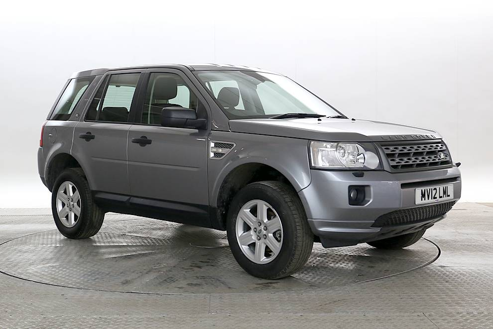 Land Rover Freelander - Cargiant