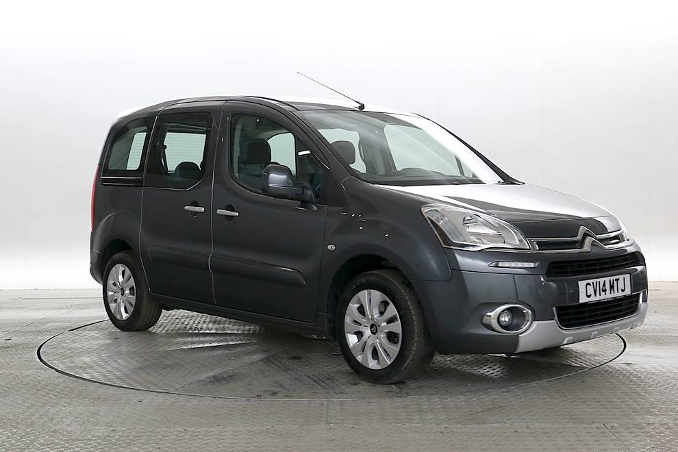 Citroen Berlingo - Cargiant