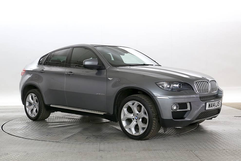 BMW X6 - Cargiant