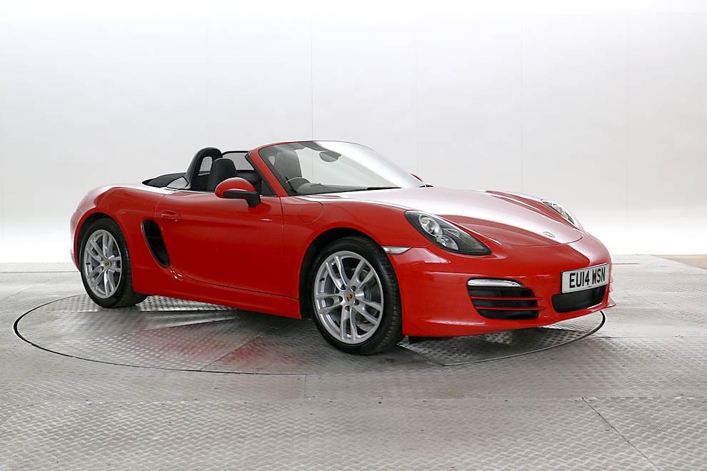Porsche Boxster - Cargiant