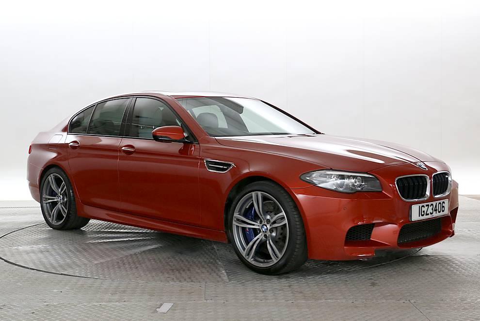 BMW M5 - Cargiant