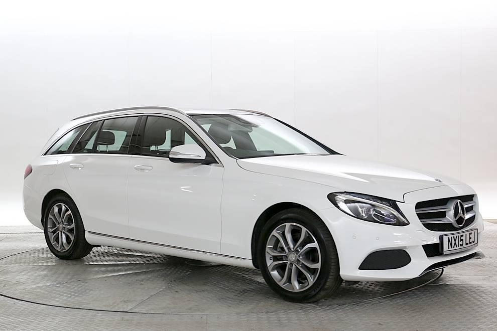 Mercedes C200 - Cargiant