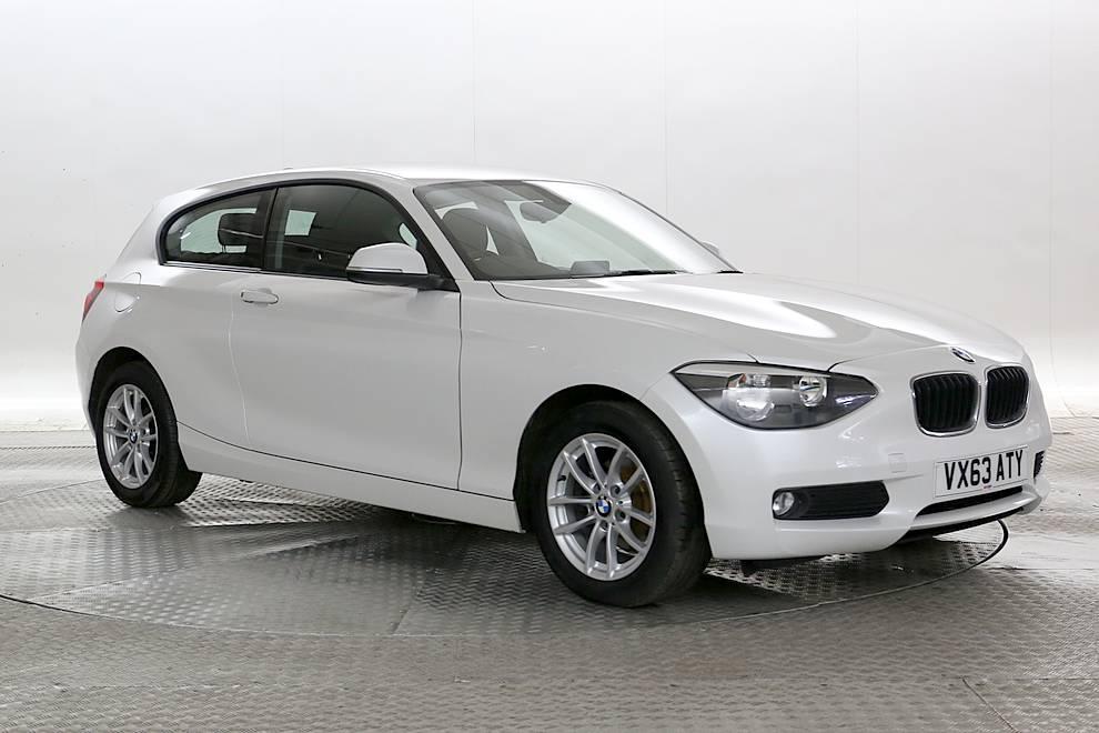 BMW 114D - Cargiant