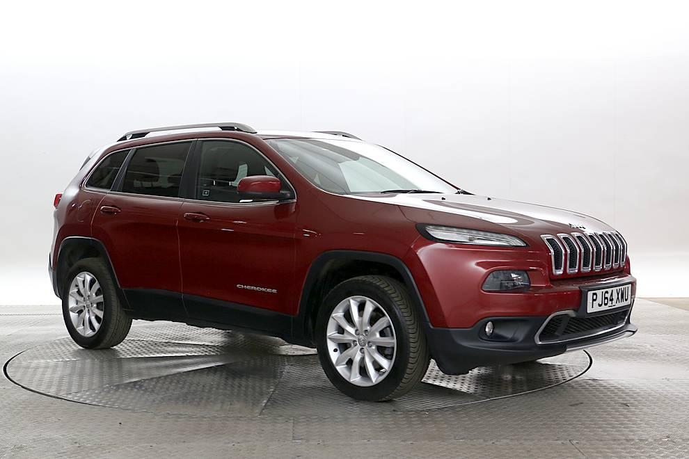 Jeep Cherokee - Cargiant