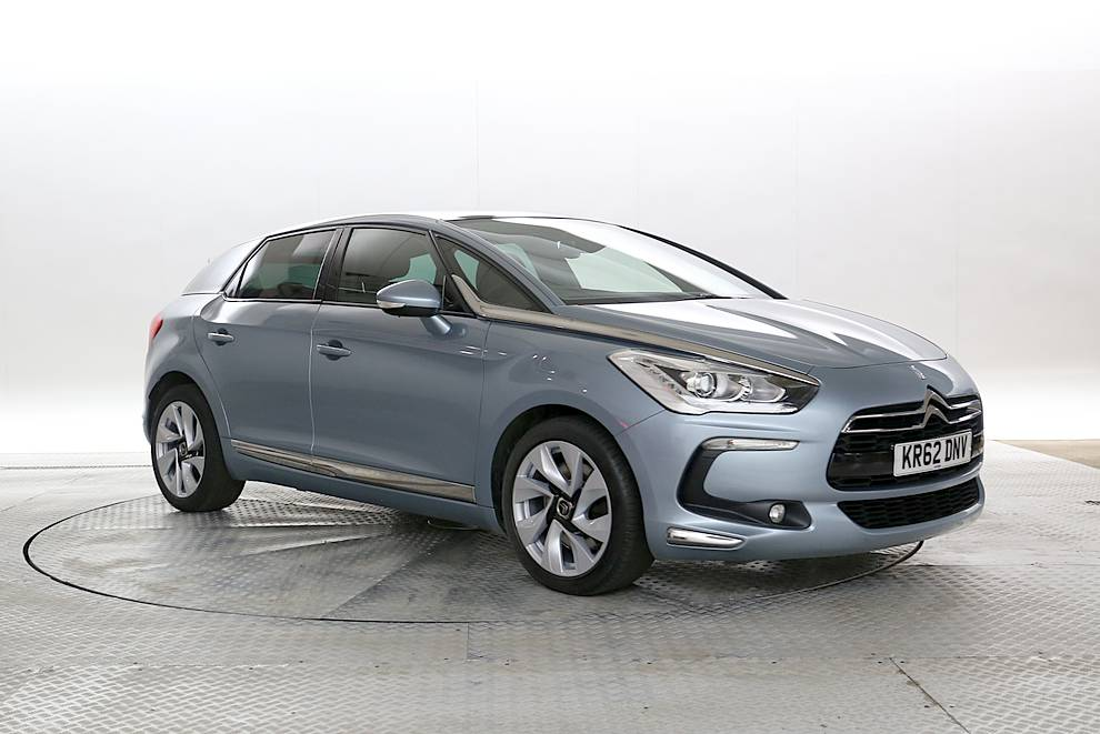 Citroen DS5 - Cargiant