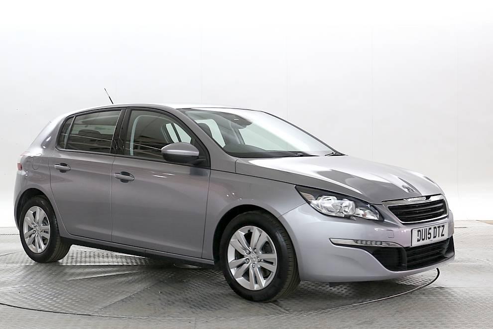 Peugeot 308 - Cargiant