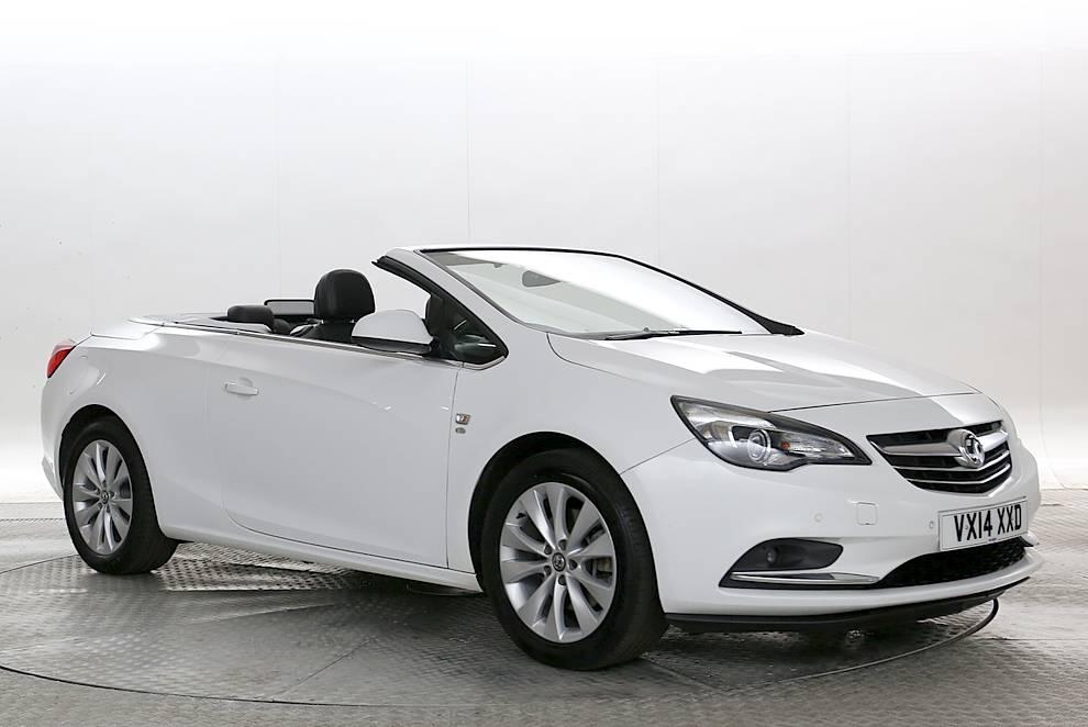 Vauxhall Cascada - Cargiant