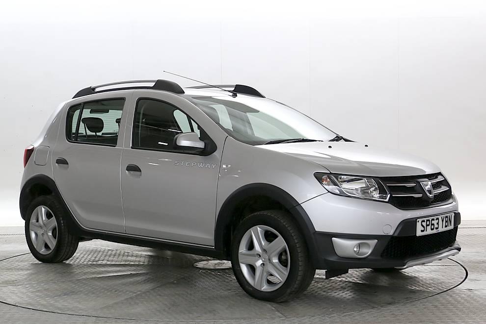 Dacia Sandero Stepway - Cargiant