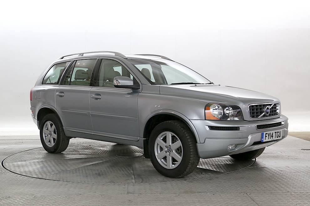 Volvo XC90 - Cargiant