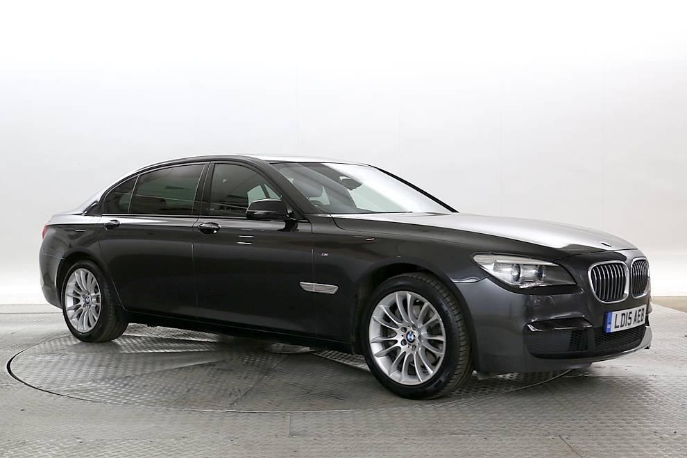BMW 730LD - Cargiant
