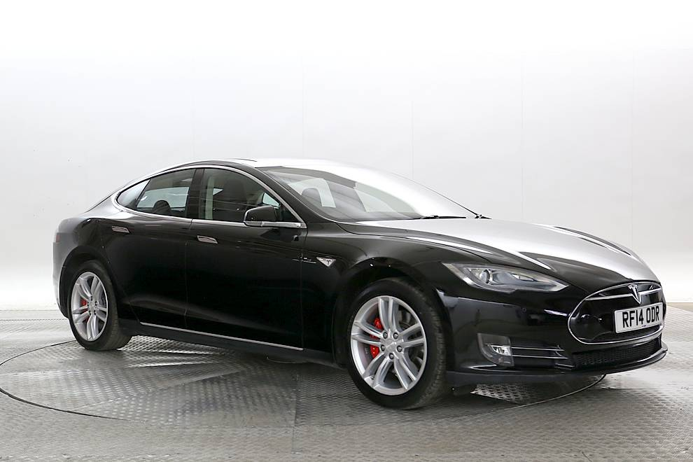 Tesla Model S - Cargiant