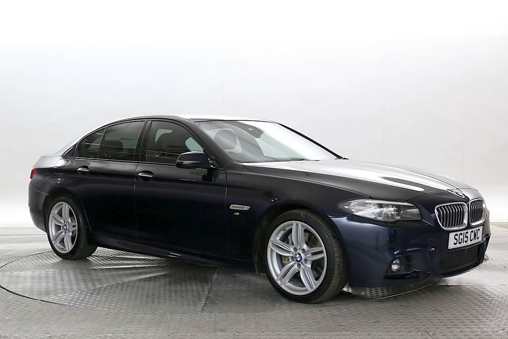 BMW 525D - Cargiant