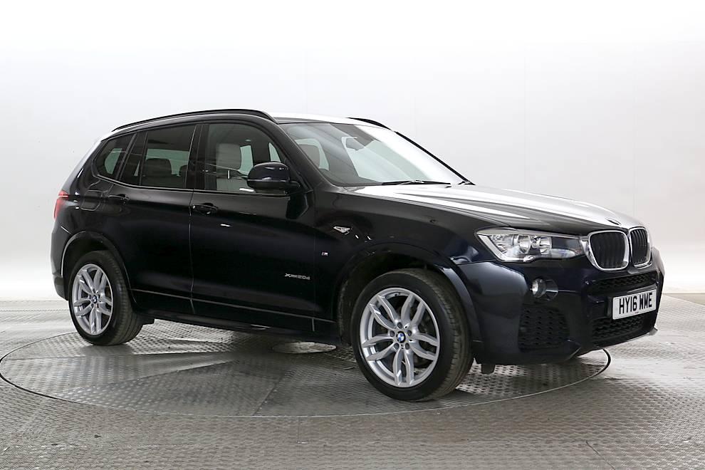 BMW X3 - Cargiant