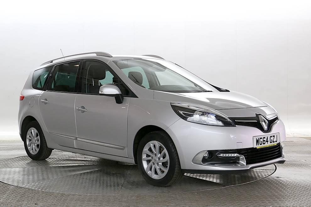 Renault Grand Scenic - Cargiant