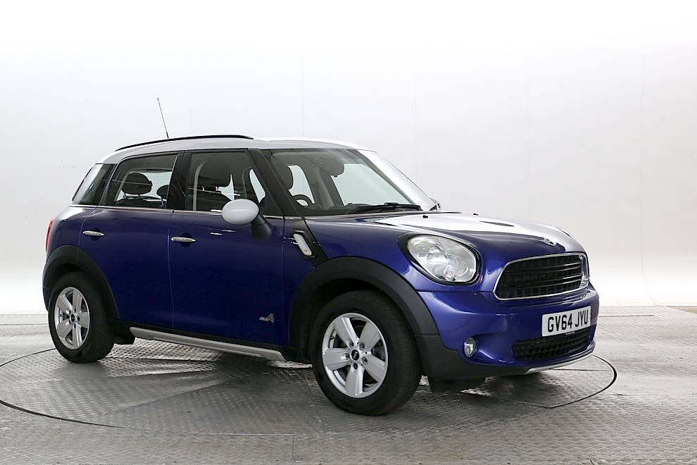 Mini Countryman - Cargiant