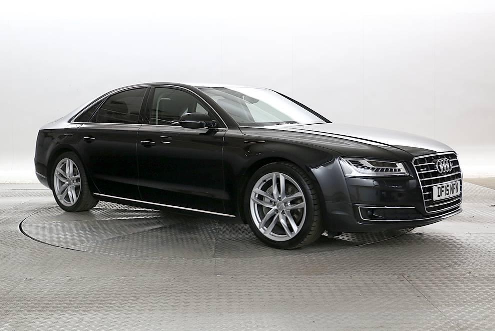 Audi A8 - Cargiant