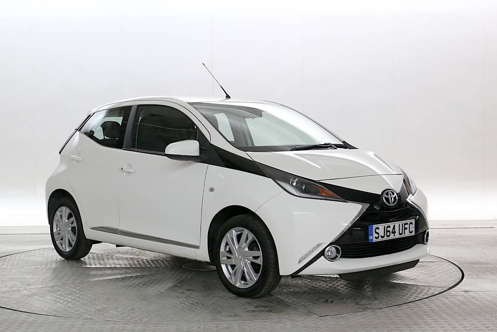 Toyota Aygo - Cargiant
