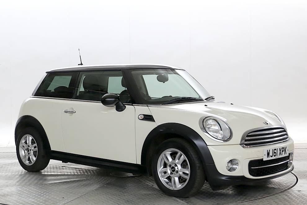 Mini Hatch - Cargiant