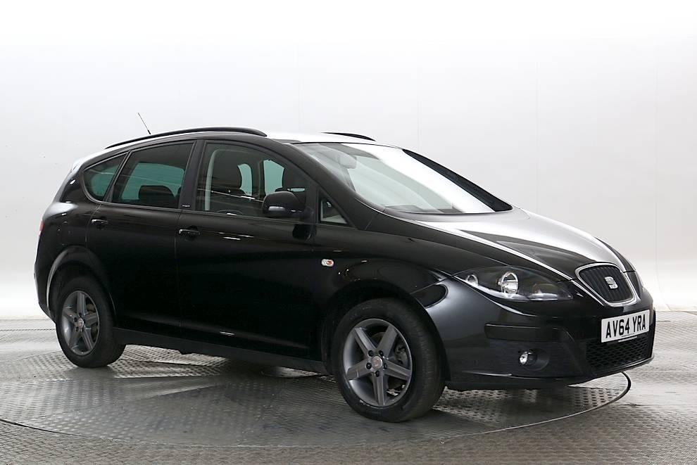 Seat Altea XL - Cargiant