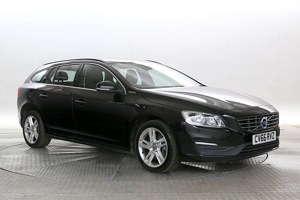 Volvo V60 - Cargiant