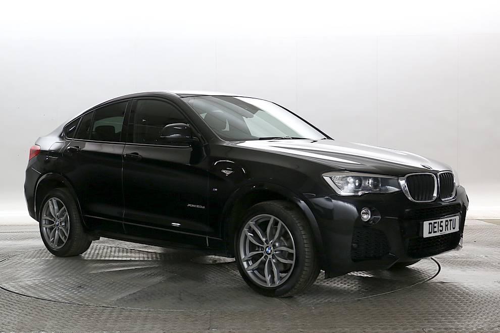 BMW X4 - Cargiant