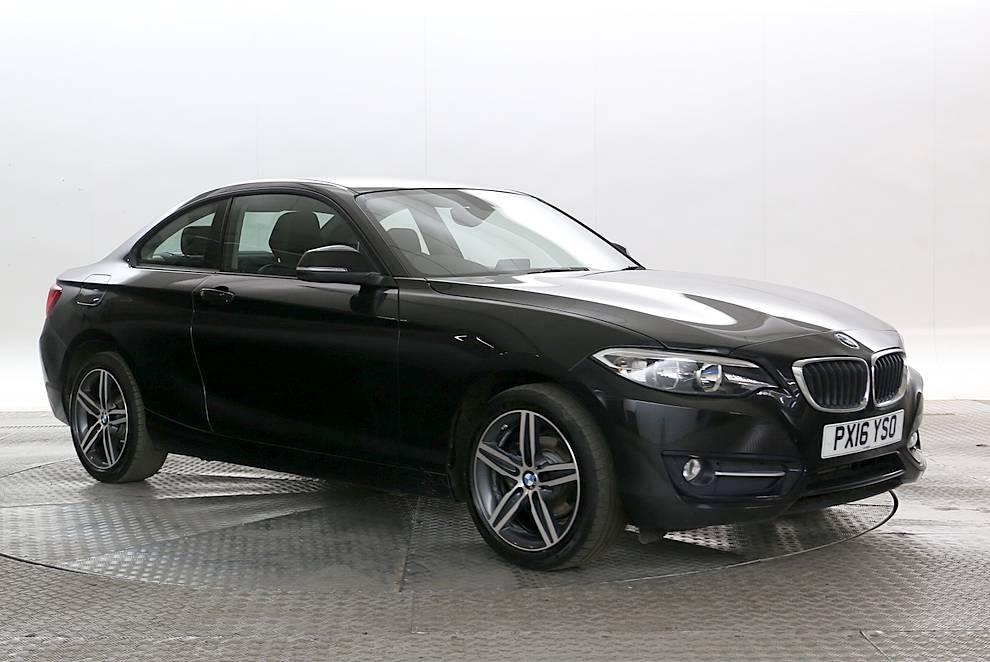 BMW 218i - Cargiant