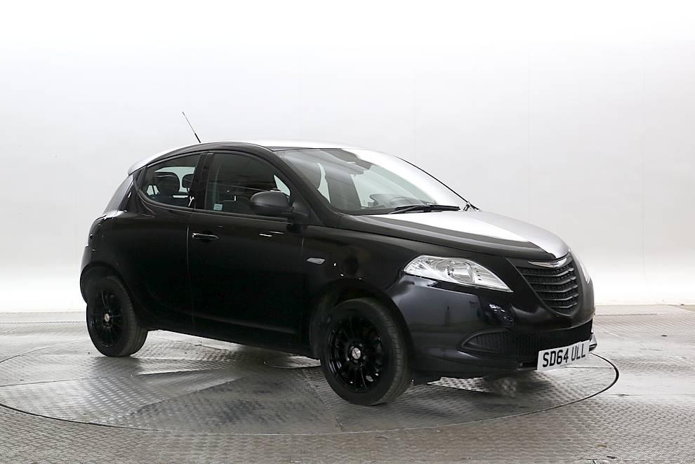Chrysler Ypsilon - Cargiant