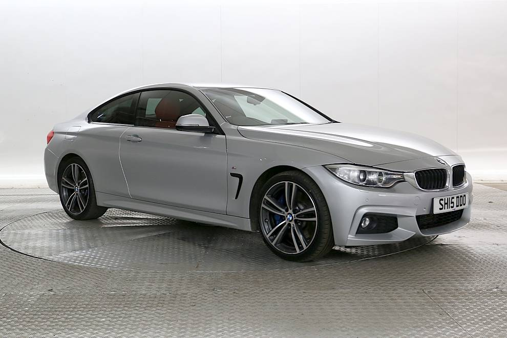 BMW 428i - Cargiant