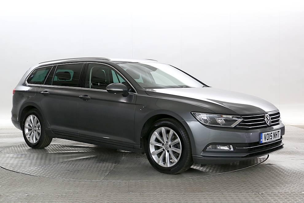 Volkswagen Passat - Cargiant