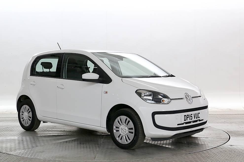 Volkswagen Up - Cargiant
