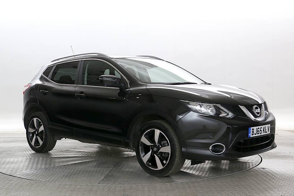 Nissan Qashqai - Cargiant