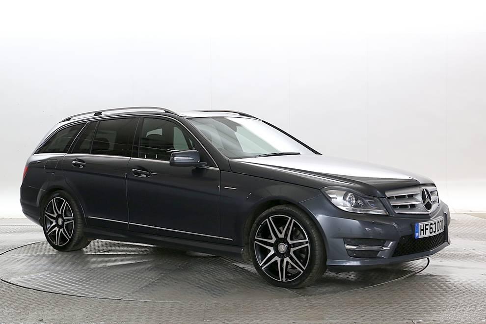 Mercedes C350 - Cargiant