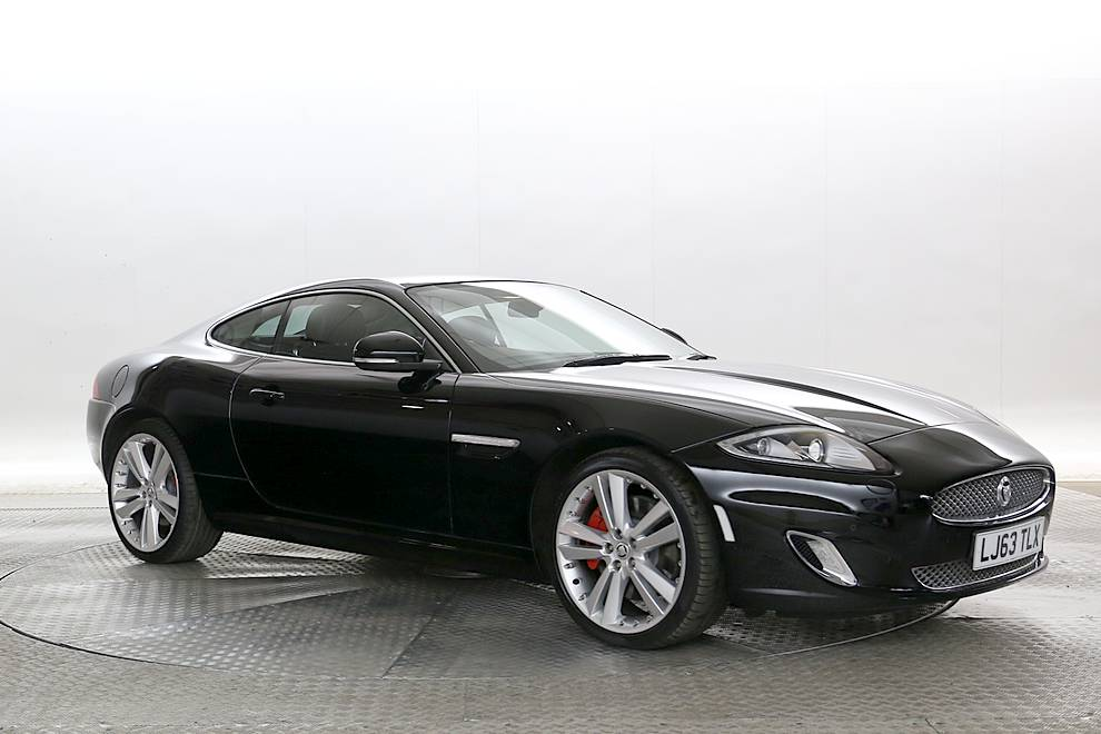 Jaguar XK - Cargiant