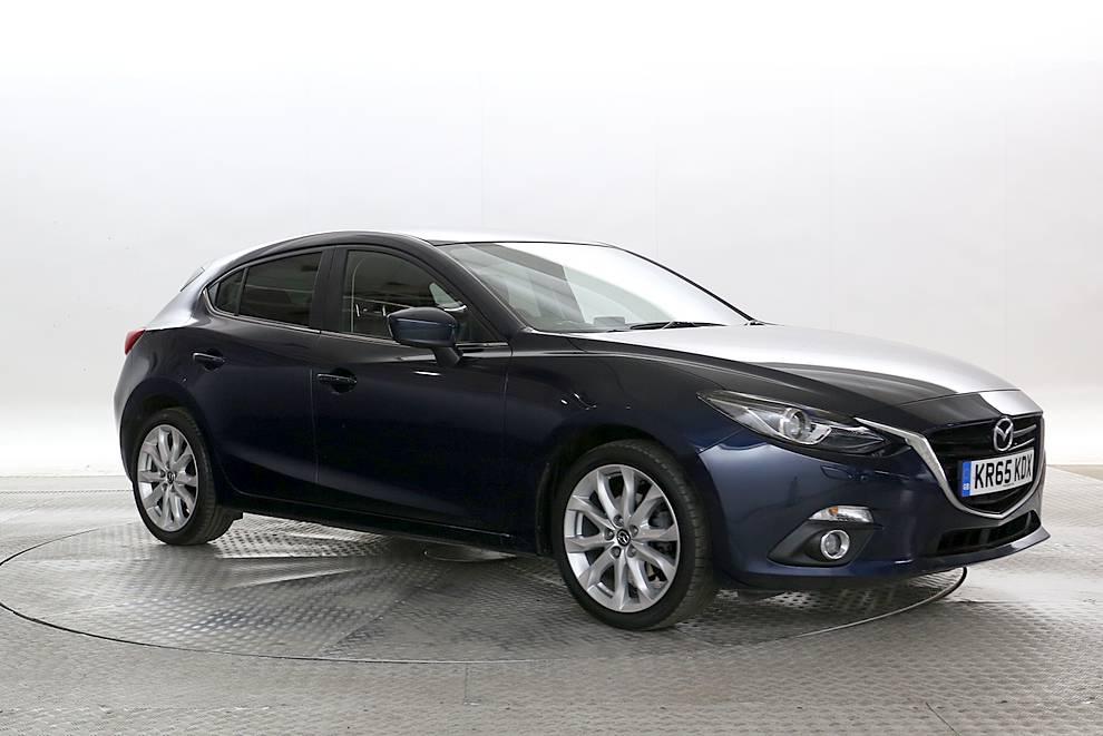 Mazda 3 - Cargiant