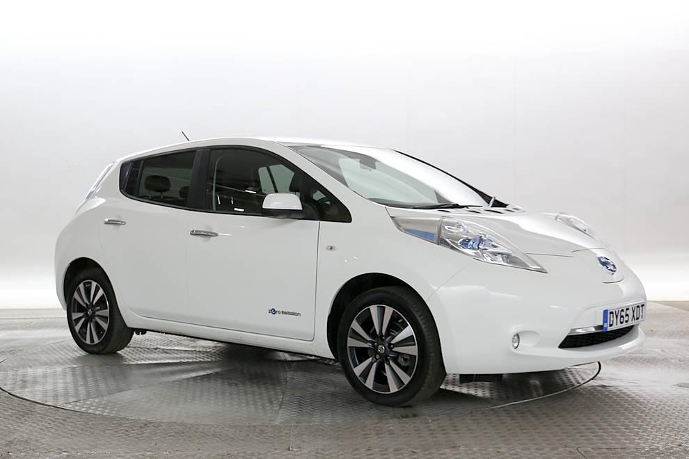 Nissan Leaf - Cargiant