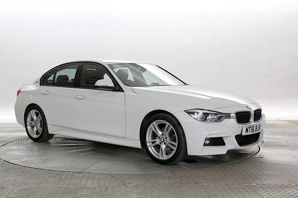 BMW 330e - Cargiant