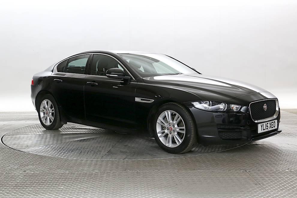 Jaguar XE - Cargiant