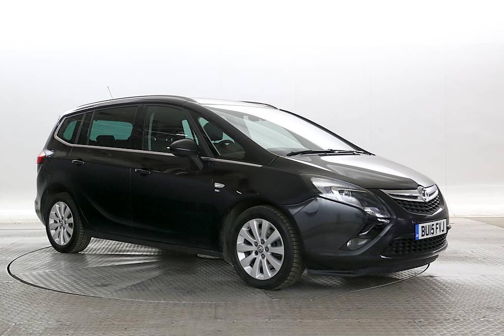 Vauxhall Zafira - Cargiant