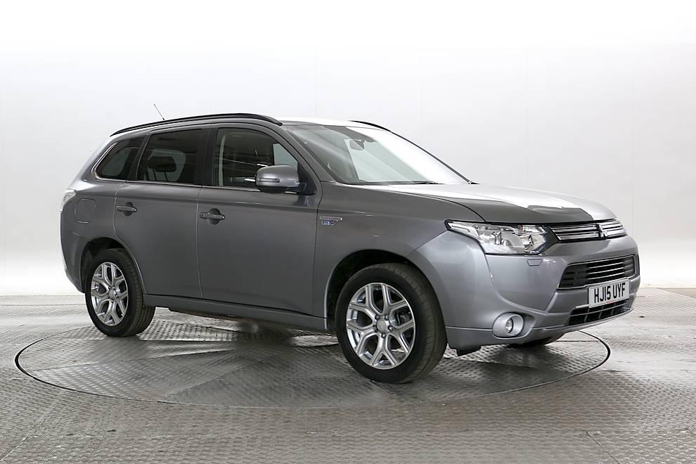 Mitsubishi Outlander - Cargiant