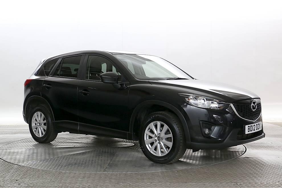 Mazda CX-5 - Cargiant